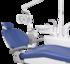 A-DEC 200, стоматологическая установка с нижней подачей инструментов фото