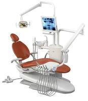 A-DEC 300P, стоматологическая установка с нижней подачей инструментов