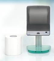 HygoWipe Plus, сенсорный диспенсер для дезинфицирующих салфеток